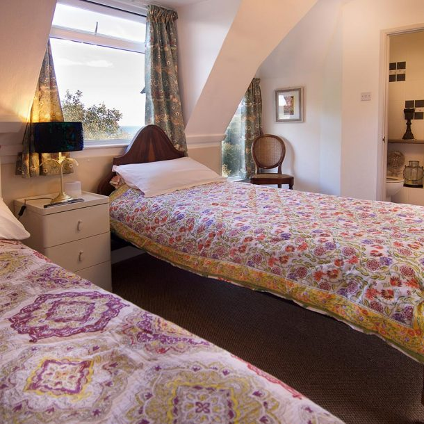 Boho Hotel in Bournemouth - Family Room