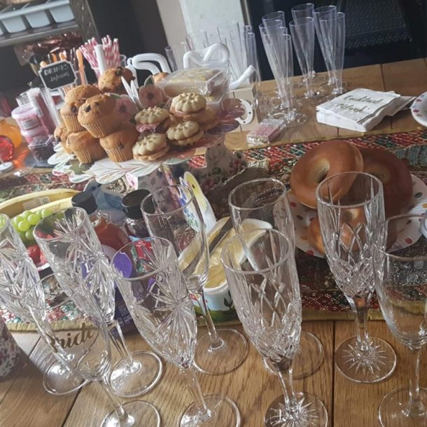 Boho Hotel in Bournemouth - Hen Party